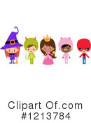 Halloween Costume Clipart #1213784 by peachidesigns