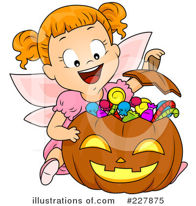 Halloween Costume Clipart #227875 - Illustration by BNP ...