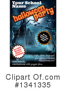 Halloween Party Clipart #1341335