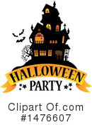 Halloween Party Clipart #1476607 by visekart
