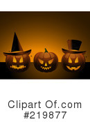 Halloween Pumpkin Clipart #219877 by elaineitalia