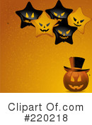 Halloween Pumpkin Clipart #220218
