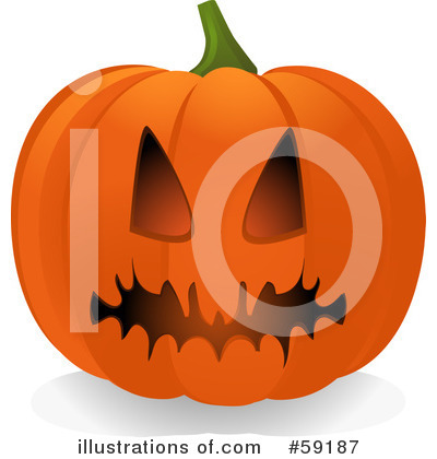Halloween Pumpkin Clipart #59187 by elaineitalia