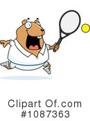 Royalty-Free (RF) Hamster Clipart Illustration #1087363