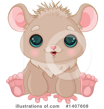 Animals Clipart #1407608 by Pushkin