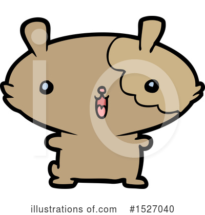 Hamster Clipart #1527040 by lineartestpilot