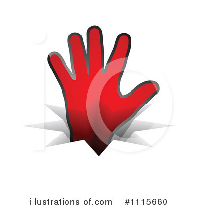 Hand Clipart #1115660 by Andrei Marincas