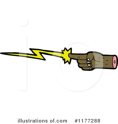 Lightning Clipart #1177288 by lineartestpilot