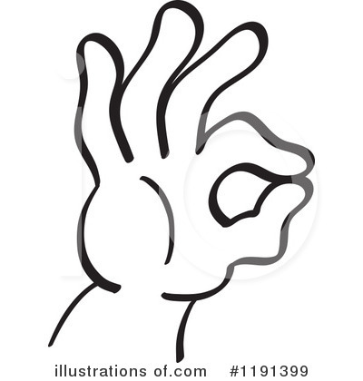 Hand Clipart #1191399 by Zooco