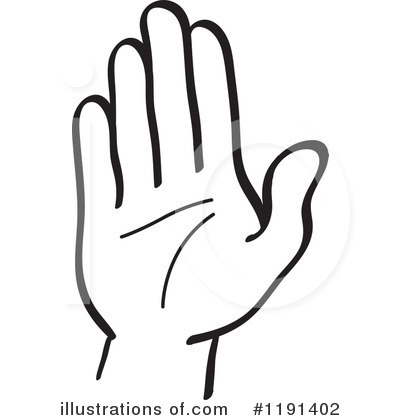 Hand Clipart #1191402 by Zooco