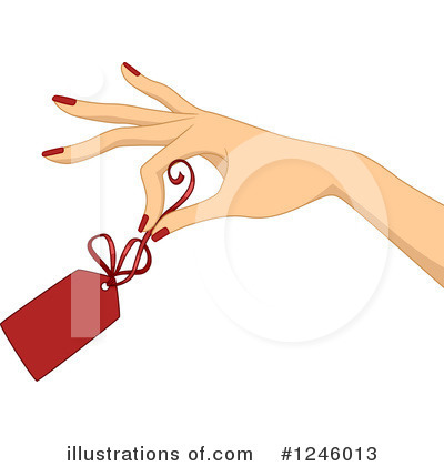 Hands Clipart #1246013 by BNP Design Studio
