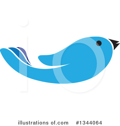 Bird Clipart #1344064 by ColorMagic