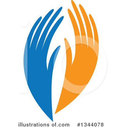 Hand Clipart #1344078 by ColorMagic