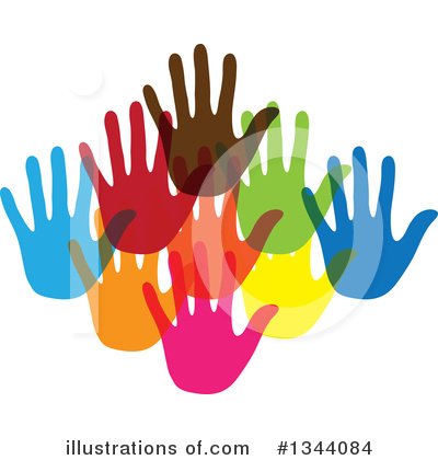 Hand Clipart #1344084 by ColorMagic