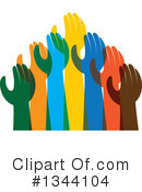 Hand Clipart #1344104 by ColorMagic
