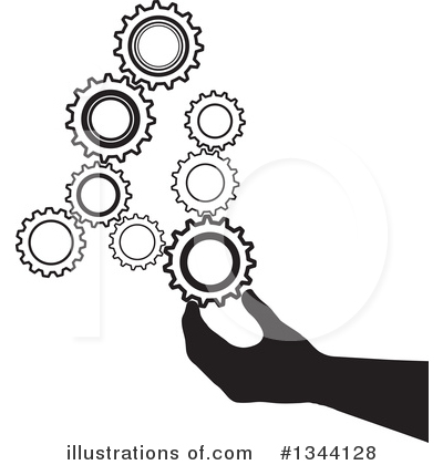 Royalty-Free (RF) Hand Clipart Illustration by ColorMagic - Stock Sample #1344128