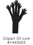 Hand Clipart #1440263