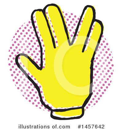 Hand Clipart #1457642 by Cherie Reve