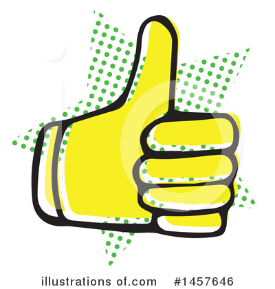 Hand Clipart #1457646 by Cherie Reve