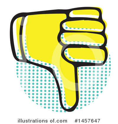 Hand Clipart #1457647 by Cherie Reve