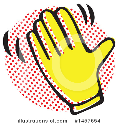 Hand Clipart #1457654 by Cherie Reve