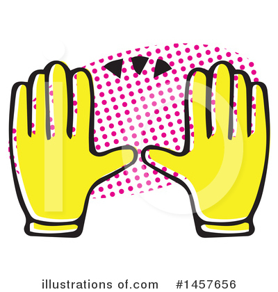 Hand Clipart #1457656 by Cherie Reve