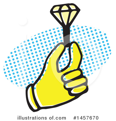 Royalty-Free (RF) Hand Clipart Illustration by Cherie Reve - Stock Sample #1457670