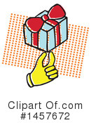 Hand Clipart #1457672 by Cherie Reve