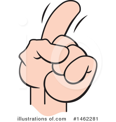 Hands Clipart #1462281 by Johnny Sajem