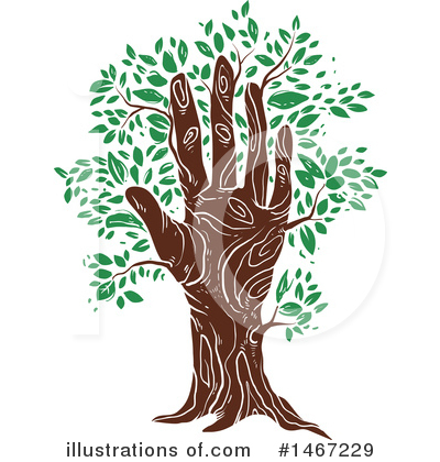 Tree Clipart #1467229 by BNP Design Studio
