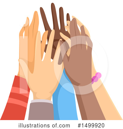 Diversity Clipart #1499920 by BNP Design Studio