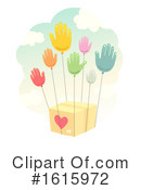 Hand Clipart #1615972 by BNP Design Studio