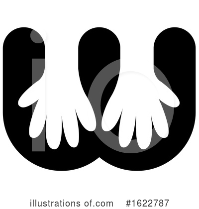 Royalty-Free (RF) Hand Clipart Illustration by Lal Perera - Stock Sample #1622787