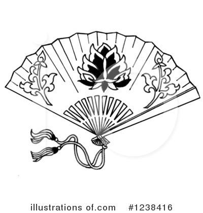 Hand Fan Clipart 1238416