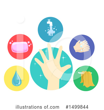 Soap Clipart #1499844 by BNP Design Studio