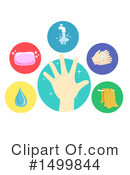 Hand Washing Clipart #1499844 by BNP Design Studio