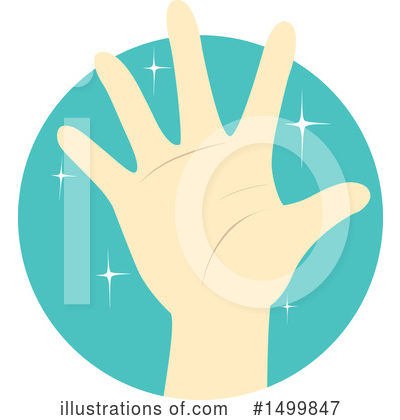 Hand Clipart #1499847 by BNP Design Studio