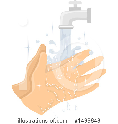 Faucet Clipart #1499848 by BNP Design Studio