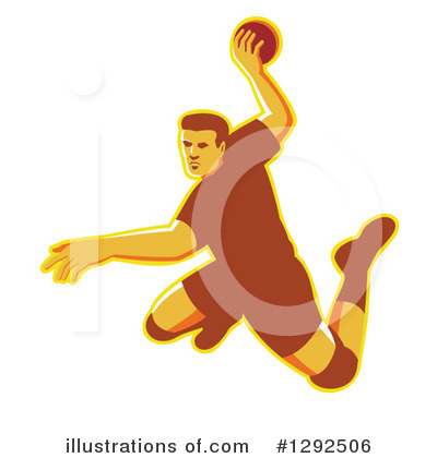Dodgeball Clipart #1292506 by patrimonio