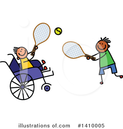 Handicap Clipart #1410005 by Prawny