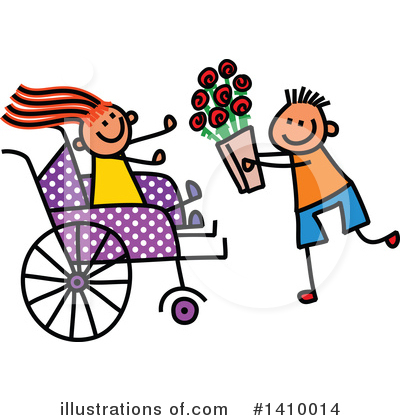Handicap Clipart #1410014 by Prawny