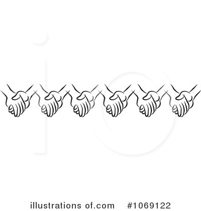 Royalty-Free (RF) Hands Clipart Illustration by Johnny Sajem - Stock Sample #1069122