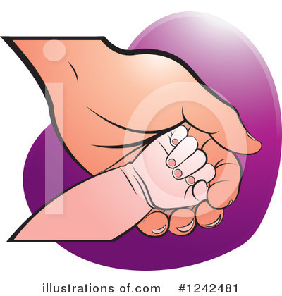 Royalty-Free (RF) Hands Clipart Illustration by Lal Perera - Stock Sample #1242481