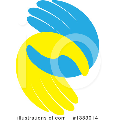 Handshake Clipart #1383014 by ColorMagic