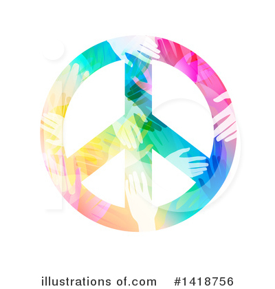 Peace Clipart #1418756 by BNP Design Studio