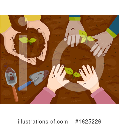 Royalty-Free (RF) Hands Clipart Illustration by BNP Design Studio - Stock Sample #1625226