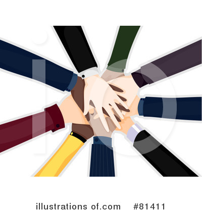 Colleagues Clipart #81411 by BNP Design Studio