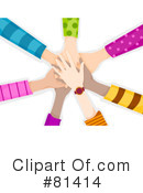 Hands Clipart #81414 by BNP Design Studio