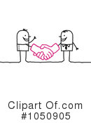 Handshake Clipart #1050905 by NL shop
