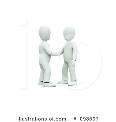 Handshake Clipart #1093597 by chrisroll